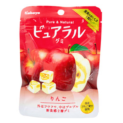 13652 kabaya pureral apple gummy candy