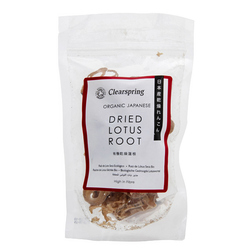 14003 clearspring organic dried lotus root