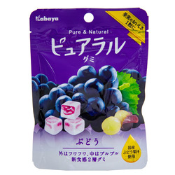 5228 kabaya pureral grape gummy candy