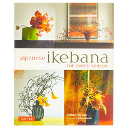 14071 japanese ikebana for every season book