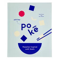 14068 poke hawaiian inspired sushi bowls cookbook