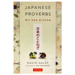 14070 japanese proverbs wit and wisdom book