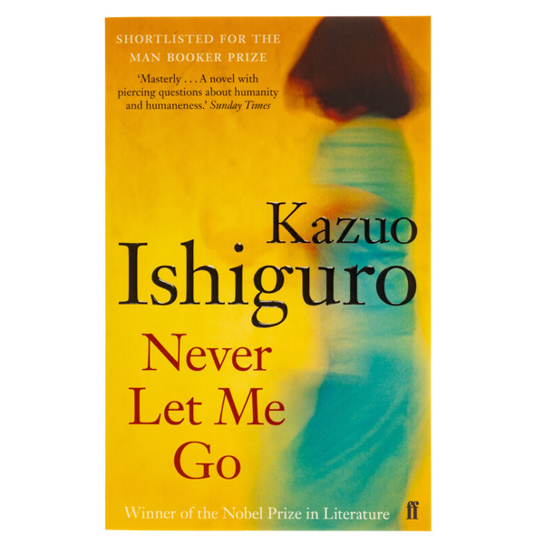 14055 never let me go kazuo ishiguro book