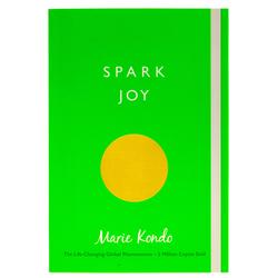 14054 spark joy marie kondo book