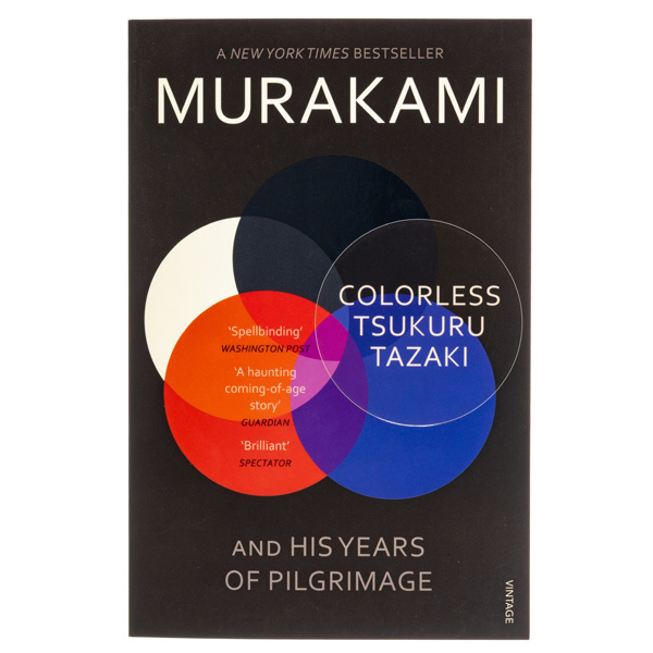 14059 colorless tsukuru tazaki haruki murakami book