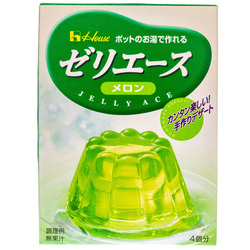 14103 house foods jelly ace melon flavour