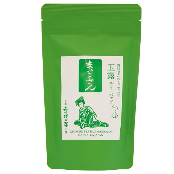 14175 maiko tea japan maikosan gyokuro tea bags