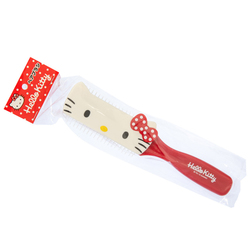 14125 sanrio hello kitty hair brush