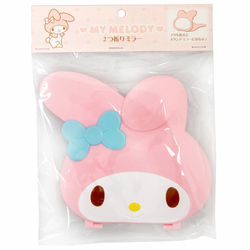 14128 sanrio my melody double folded mirror