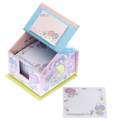 14142 sanrio little twin stars memo and sticky notes set 2