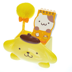 14147 sanrio pompompurin stationery set 2