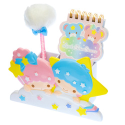 14148 sanrio little twin stars stationery set 2