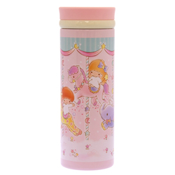 14151 sanrio little twin stars stainless steel thermos flask