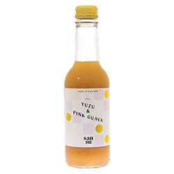 14182 sansu drinks yuzu and pink guava still juice drink