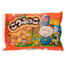 411 kamedaseika kotsubukko fried rice crackers