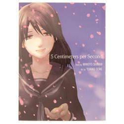 14210 5 centimeters per second manga book