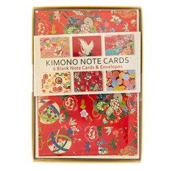 14211 kimono note cards