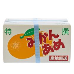 14225 seki mandarin orange flavoured boiled sweets