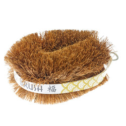 14193 amur lucky hedgehog tawashi scrubbing brush   small