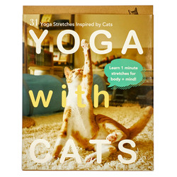 14230  yoga with cats   31 stretches inspired by cats
