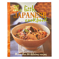 14231 the little japanese cookbook