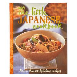 14231 the little japanese cookbook