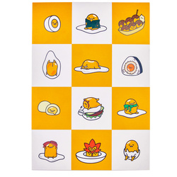 14295 gudetama a5 notebook