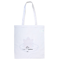 14290 gudetama leaf mask tote bag 2