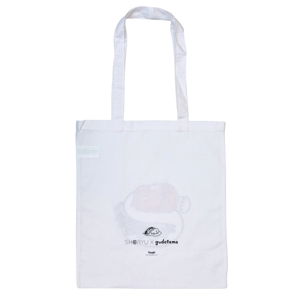 14291 gudetama shoryu bun tote bag 2