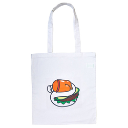 14291 gudetama shoryu bun tote bag
