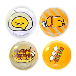 14296 gudetama badge pack