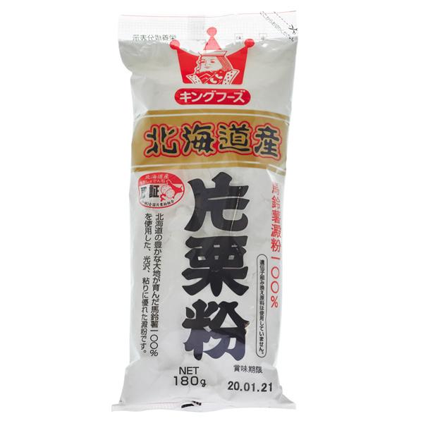 14285 hinomoto king hokkaido potato starch powder