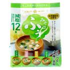 14286 hikari less salt instant miso soup  assortment