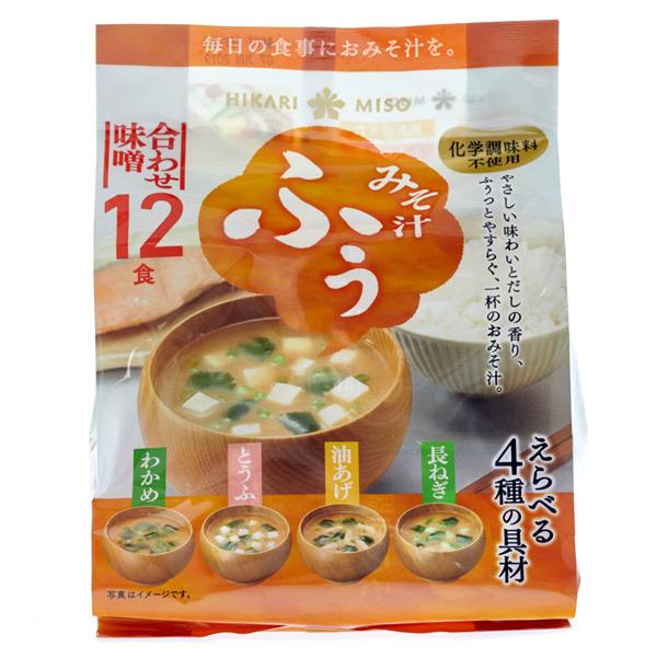 14287 hikari instant miso soup  assortment