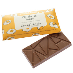 14331 creighton's chocolaterie easy going milk chocolate  opened