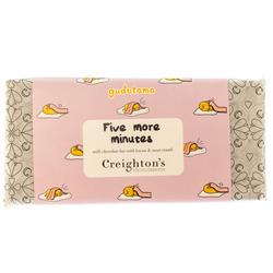 14332 creighton's chocolaterie sanrio gudetama milk chocolate with bacon pieces