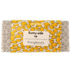 14333 creighton's chocolaterie sanrio gudetama dark chocolate with yuzu citrus flavour
