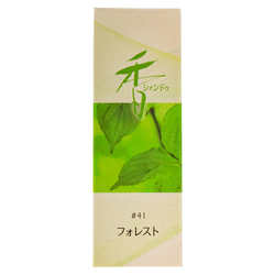14318 xiang do forest incense  pack of 20
