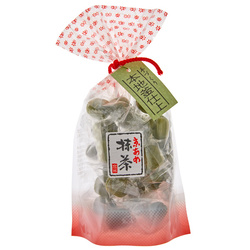 14329 iwaseika kyo no ame matcha flavoured traditional japanese hard boiled sweets