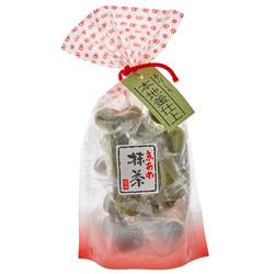 14329 iwaseika kyo no ame matcha flavoured traditional japanese hard boiled sweets