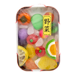 13361 sunshine co bento vegetable shaped sugar candy 2