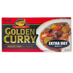 14343 s b golden curry  extra hot