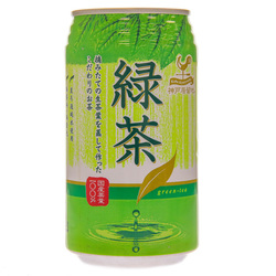 14322 kobe kyoryuchi ryokucha green tea  can