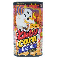 14358 house foods tongari corn crisps halloween