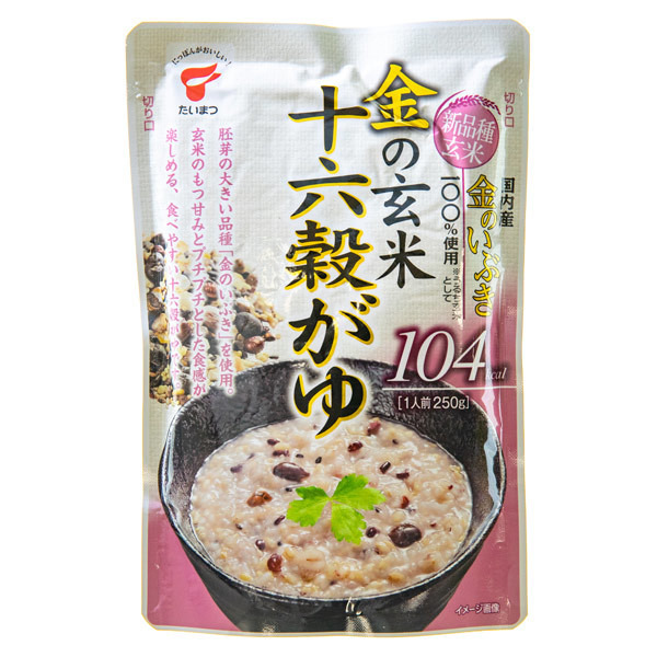 14351 taimatsu mixed grain brown rice porridge