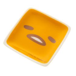 14391 sanrio gudetama ceramic soy sauce dish