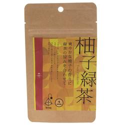 14379 chanomi green tea with yuzu citrus peel teabags