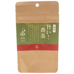 14380 chanomi ichibancha green tea teabags