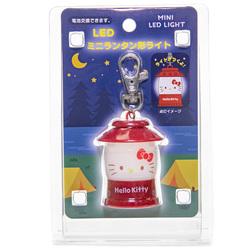 14404 sanrio hello kitty mini led lantern light keychain