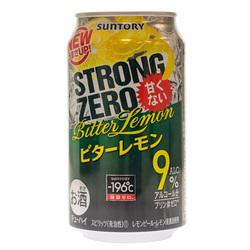 14449 suntory  196%cb%9ac strong zero bitter lemon chuhai spritzer